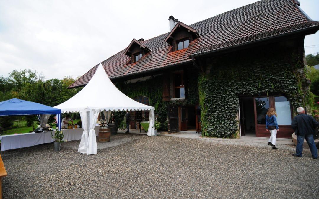 4ème Edition du Salon des vins à Charvonnex